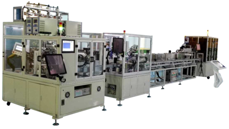Auto Production Line for Network Transformer
